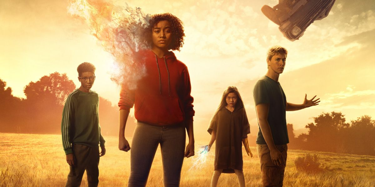 The Darkest Minds film image