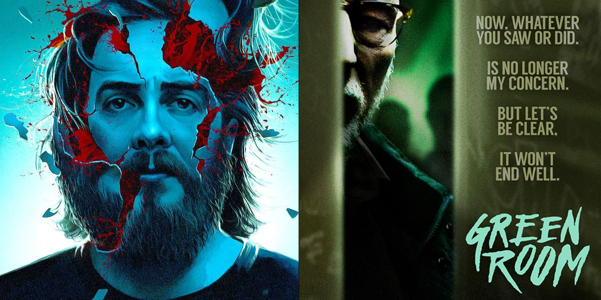 Blue Ruin and Green Room