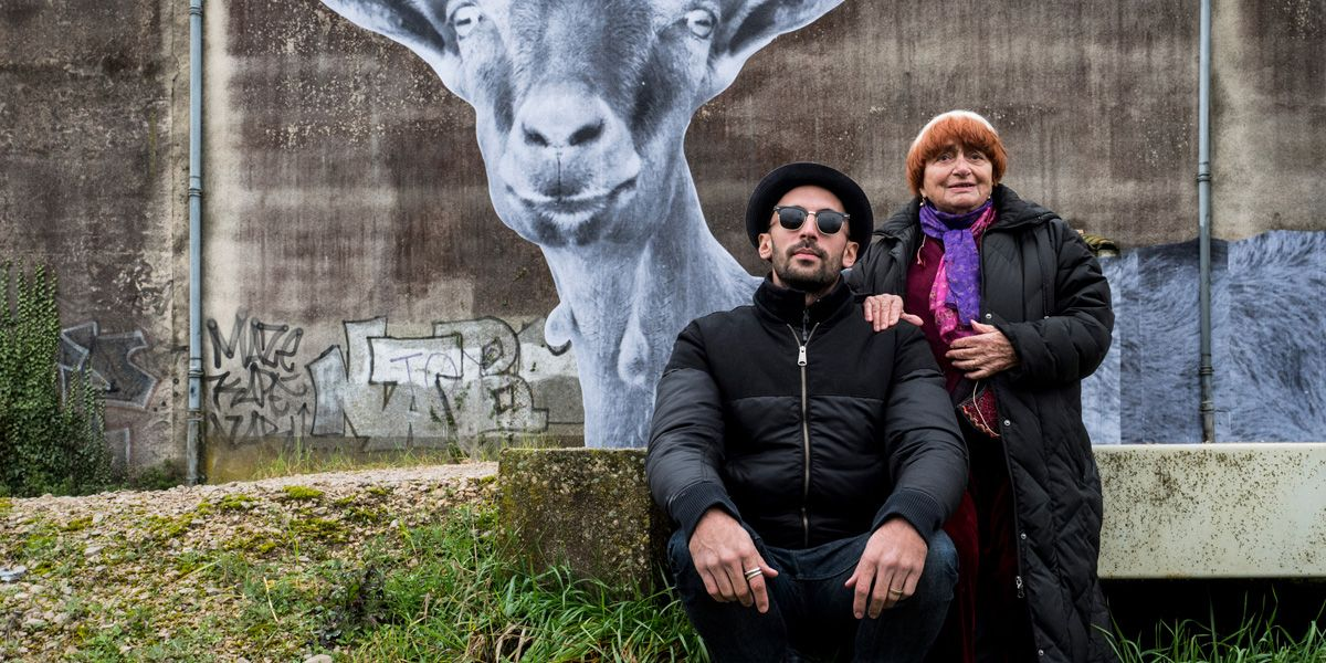 Agnes Varda and photographer JR take a trip worth savouring in Faces Places
