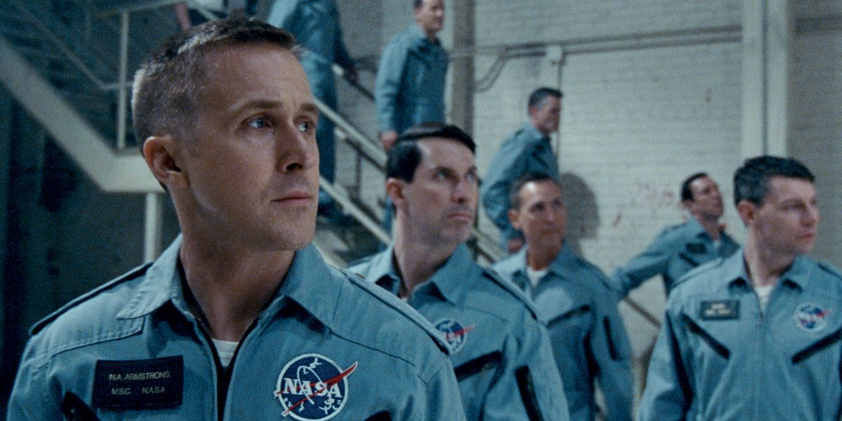 Ryan Gosling takes one giant leap for mankind in Damien Chazelle's First Man.