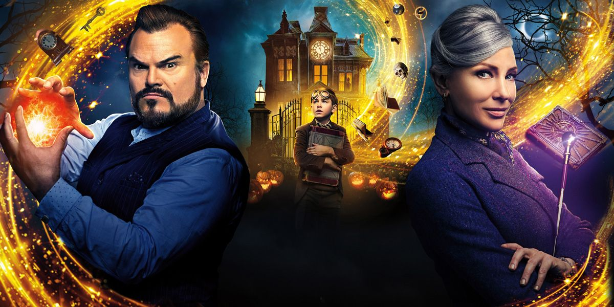 Jack Black and Cate Blanchett star in this wacky family caper.