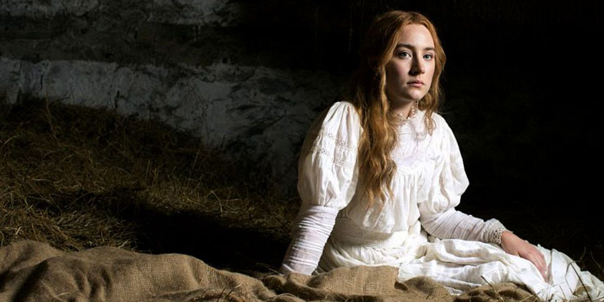 Saoirse Ronan in period-romance The Seagull.