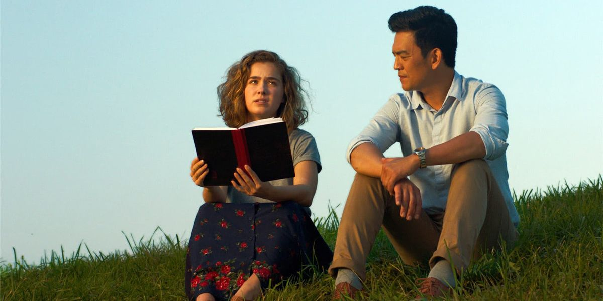 Kogonada's charming debut film Columbus.