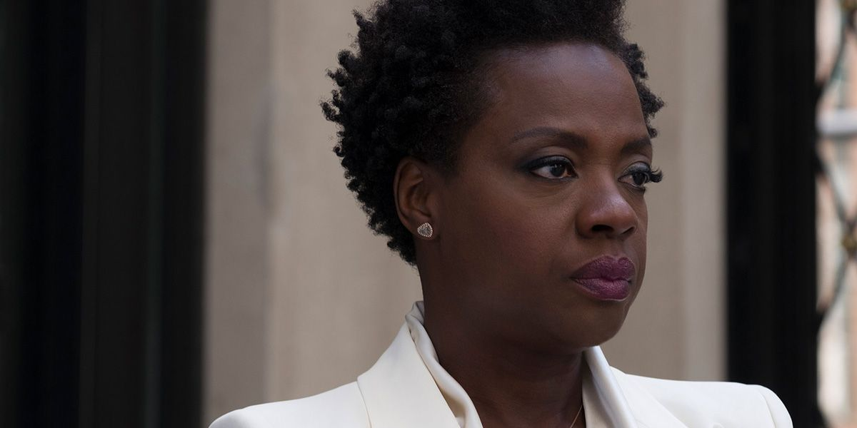 Viola Davis in Steve McQueen's Widows.