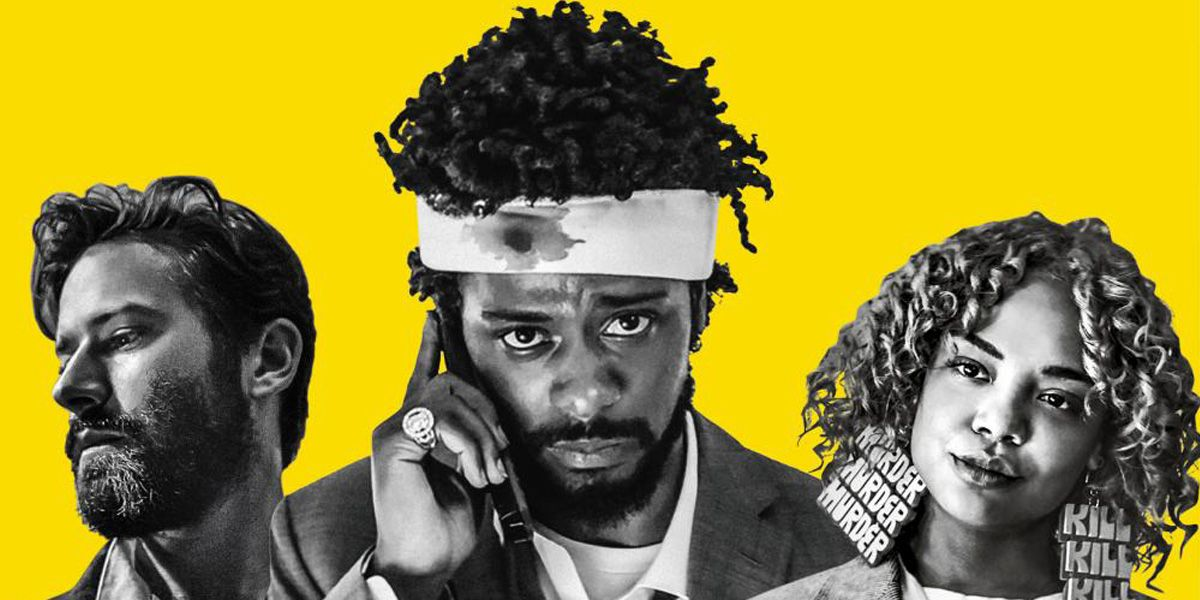 Boots Riley's incendiary debut Sorry to Bother You.