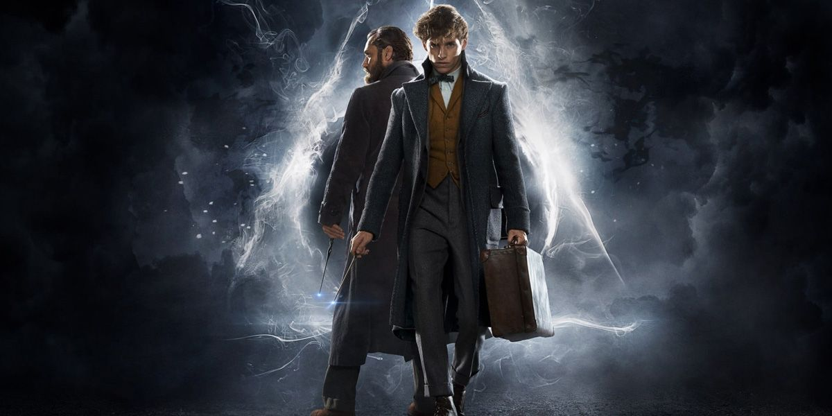 Magical adventure epic Fantastic Beasts: The Crimes of Grindelwald.