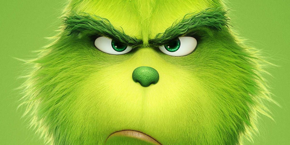 Benedict Cumberbatch in animated family festive treat, The Grinch.