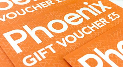 Cinema gift vouchers