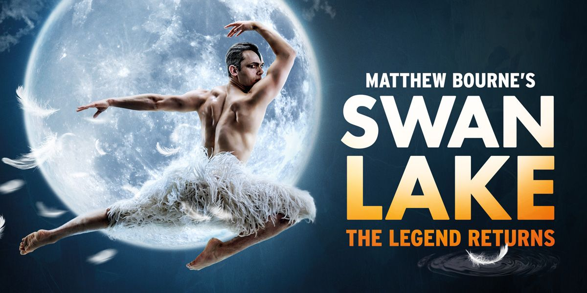 A still from Matthew Bourne's Swan Lake