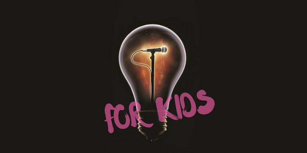 comedy in the dark for kids