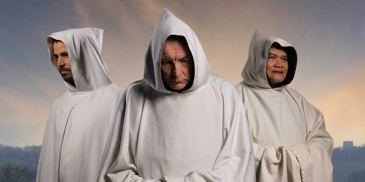 Leicestershire monks