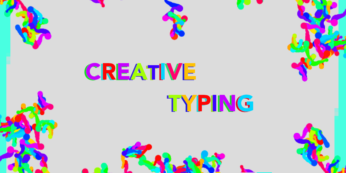 creative typing tutorial image