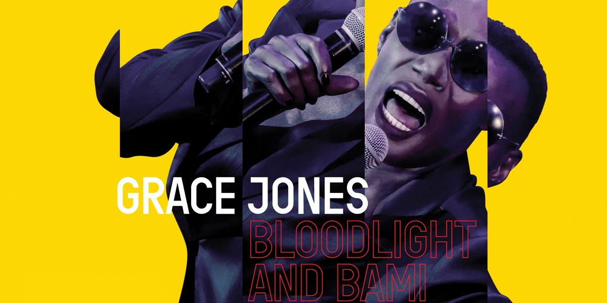 Grace Jones: Bloodlight and Bami poster image