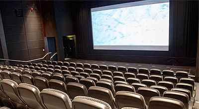 A picture of an autism friendly cinema screening