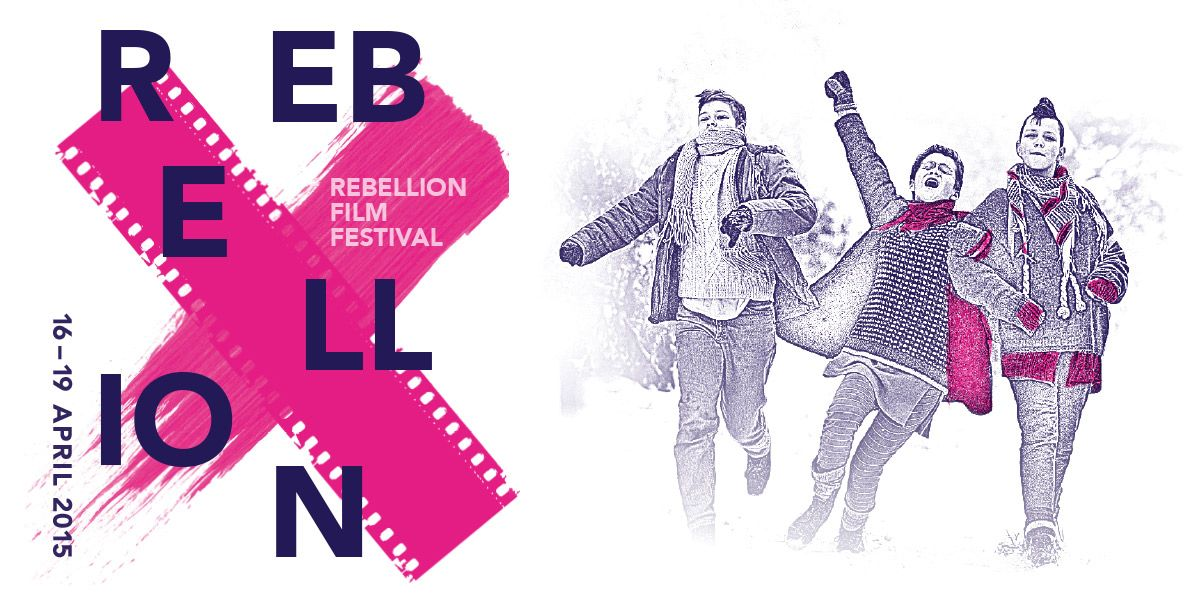 Rebellion film festival at Phoenix
