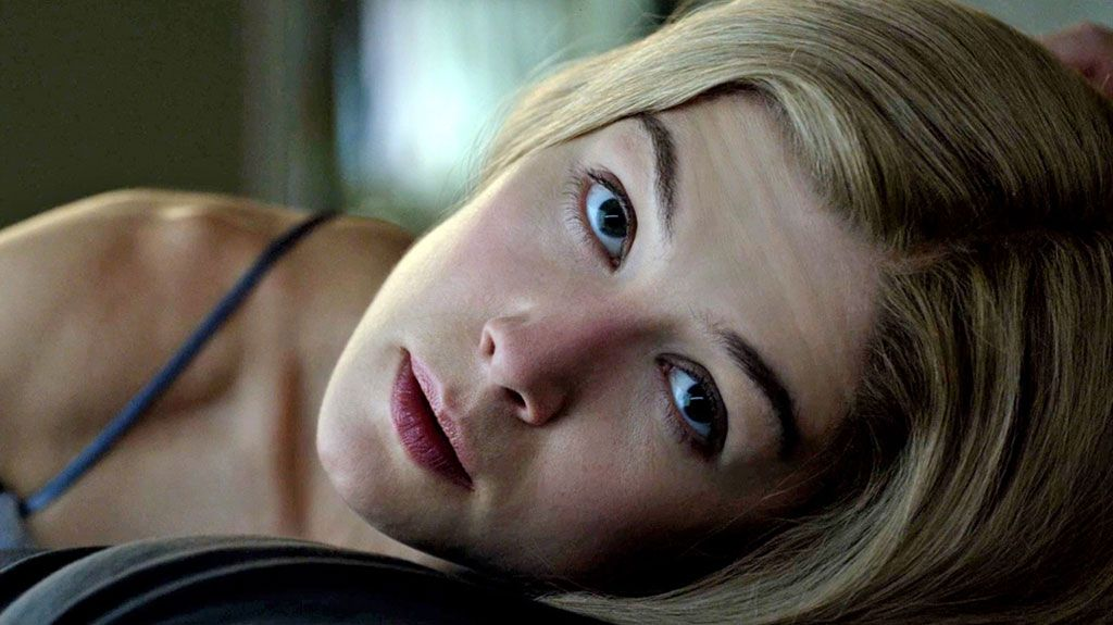 Rosamund Pike in Gone Girl