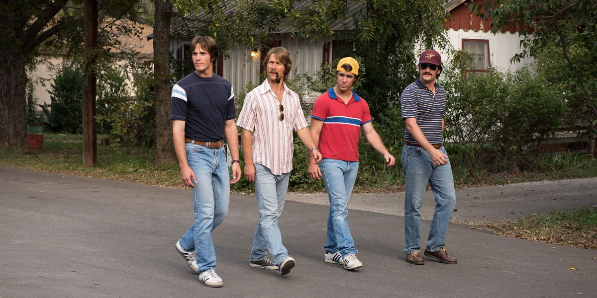 Linklater's film Everybody Wants Some is one not to miss!