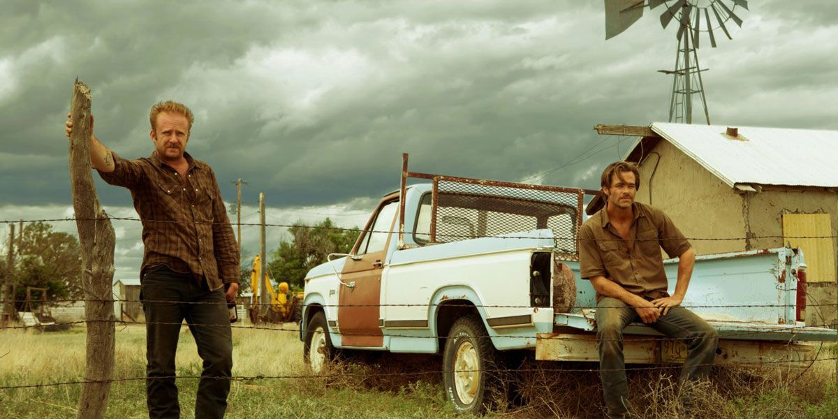 Chris Pine and Ben Foster star in Hell or High Water