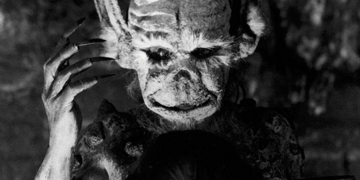 An image of the devil from Haxan: Witchcraft Through the Ages