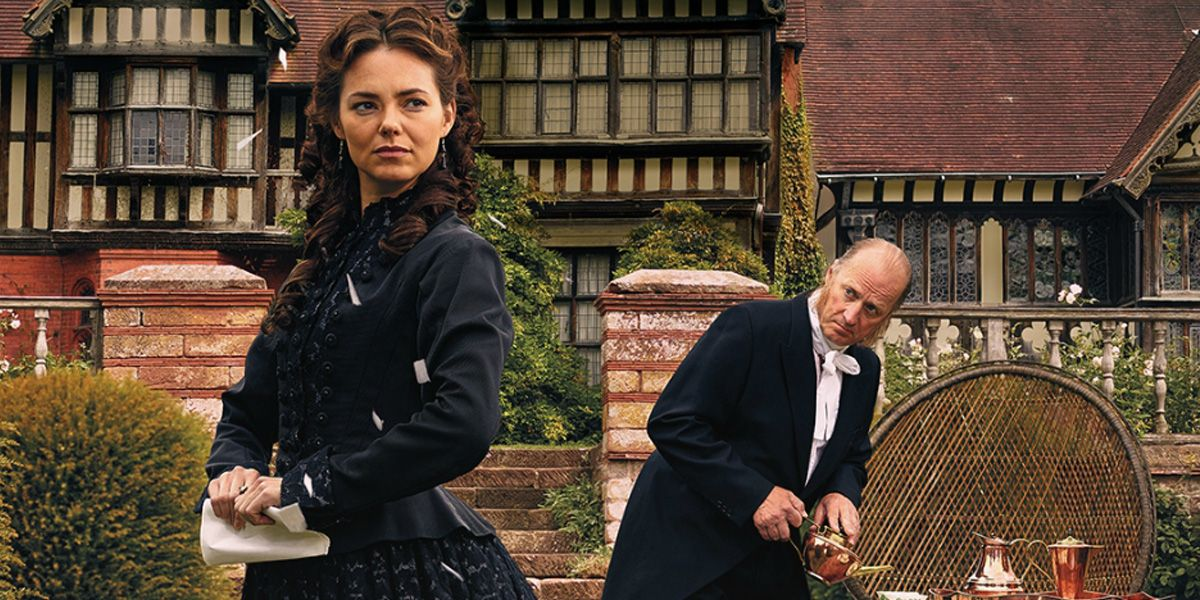 Kara Tointon and Adrian Edmonson in Twelfth Night
