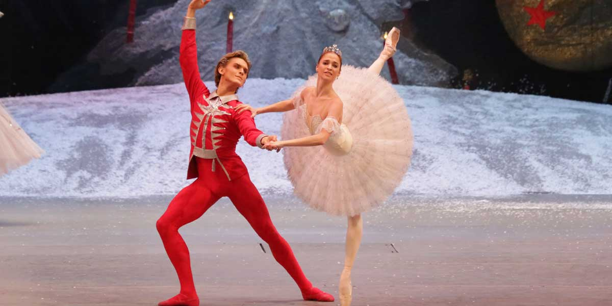 The Bolshoi Ballet present The Nutcracker