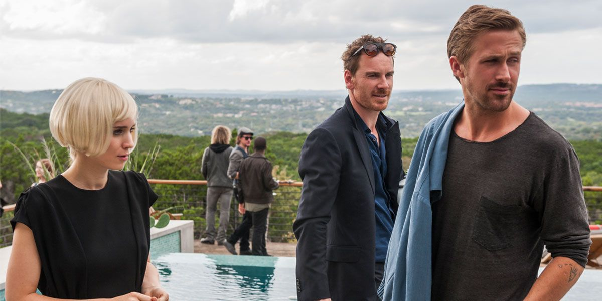 Two love triangles collide in another Terrence Malick hit