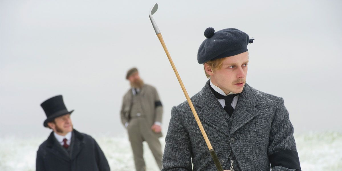 Jack Lowden in Tommy's Honour