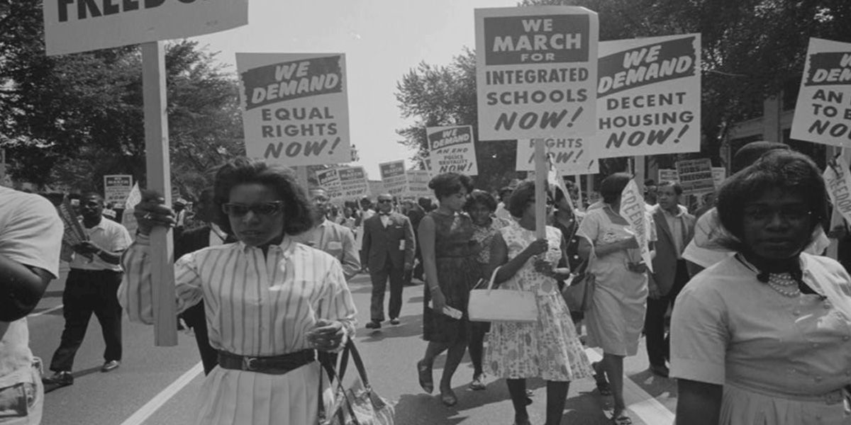 Reflections Unheard: Black Women in Civil Rights