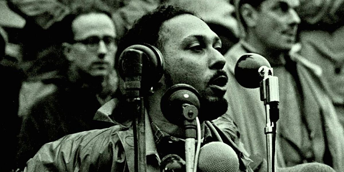 A still from The Stuart Hall Project