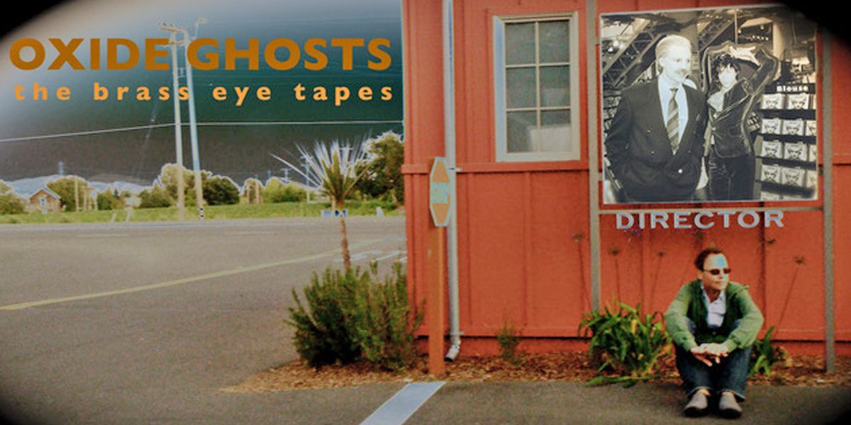 Director Michael Cumming presents Oxide Ghosts: The Brass Eye Tapes