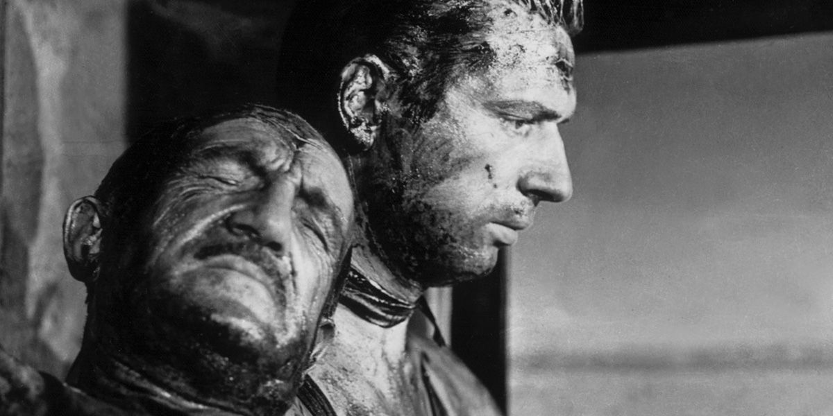 Still from The Wages of Fear