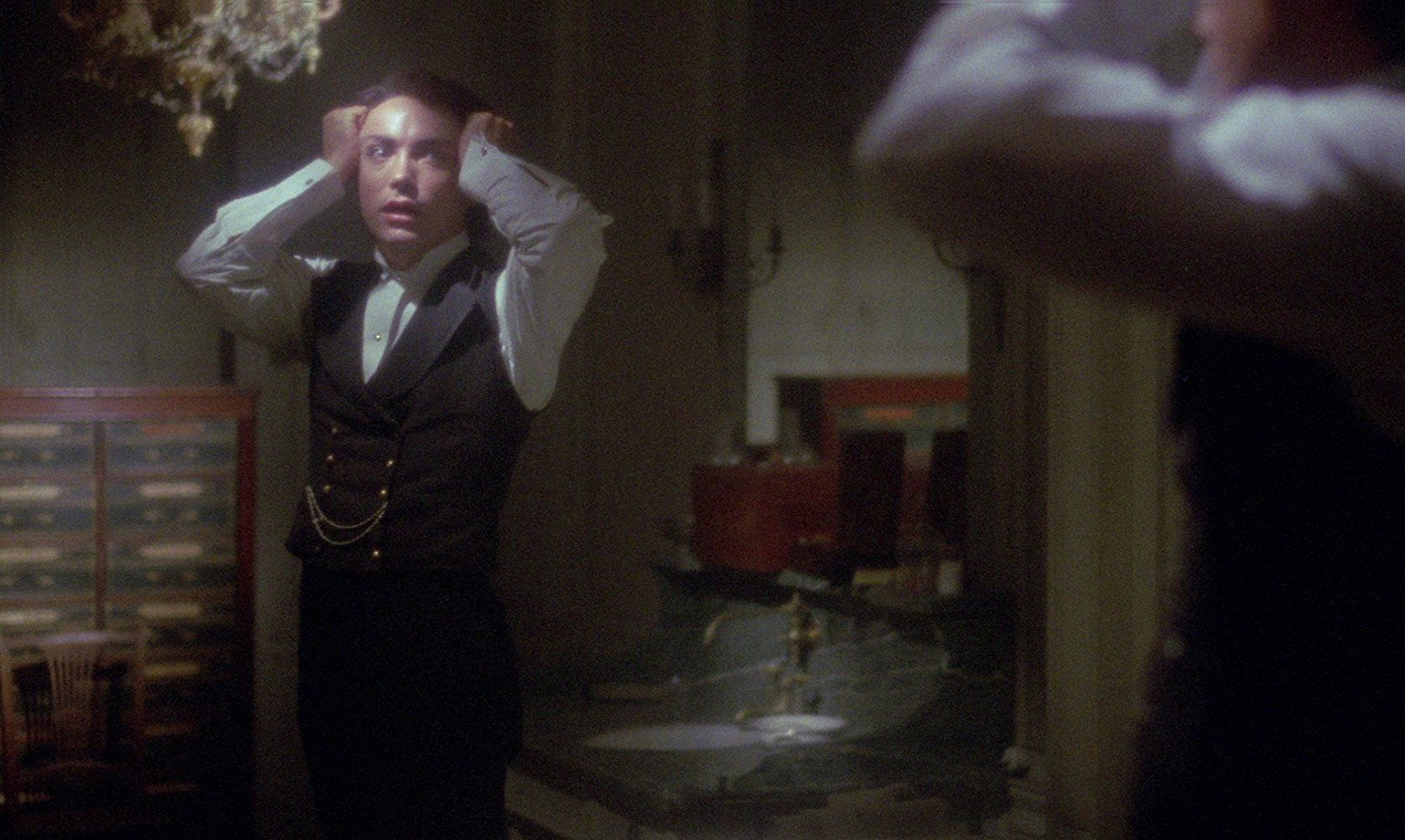 Udo Kier in The Strange Case of Dr. Jekyll and Miss Osbourne