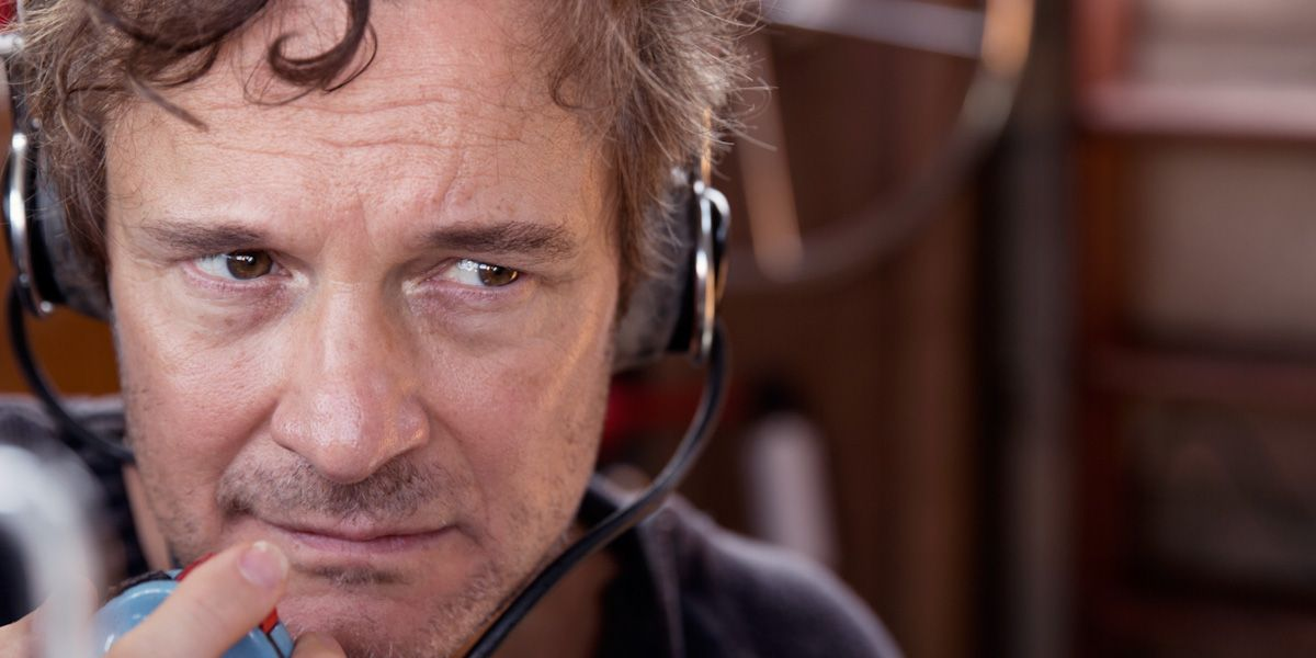 Colin Firth runs into trouble on the high seas in The Mercy.