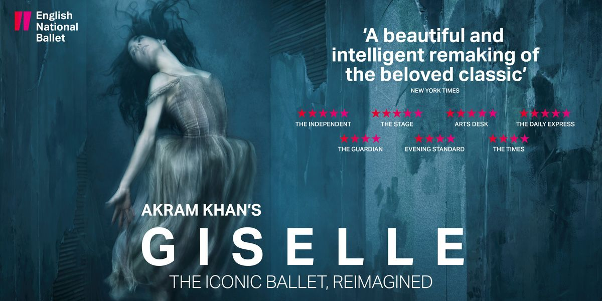 The English National Ballet present Akram Khan's Giselle