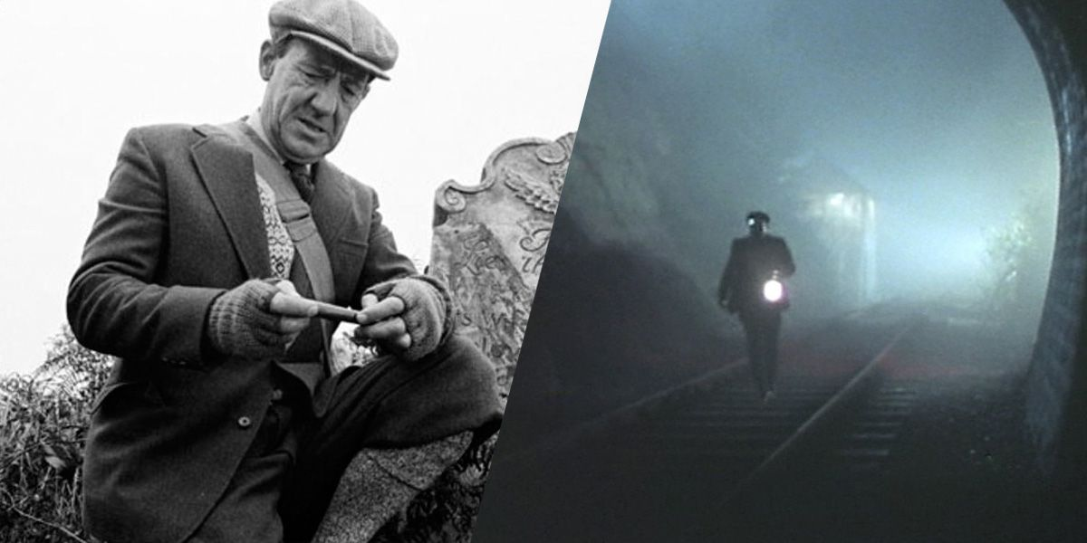 Whistle and I'll Come to You and The Signalman, screening as a double bill.