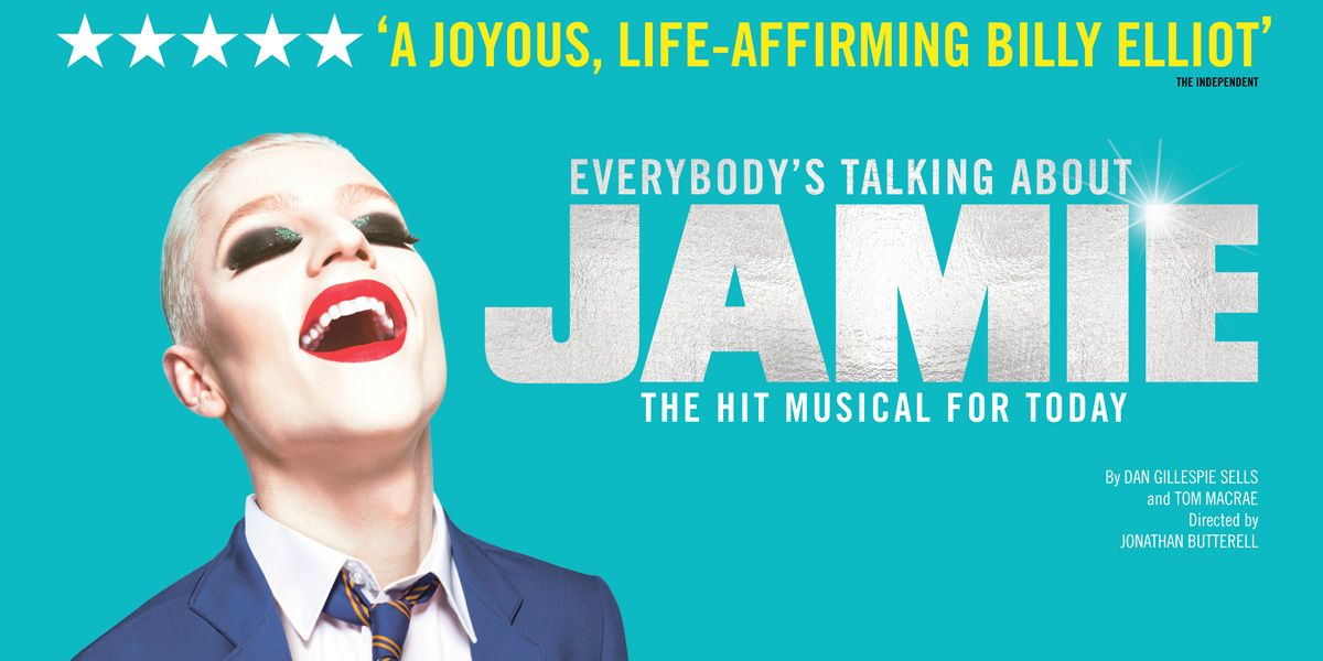 Massive hit Everybody's Talking About Jamie