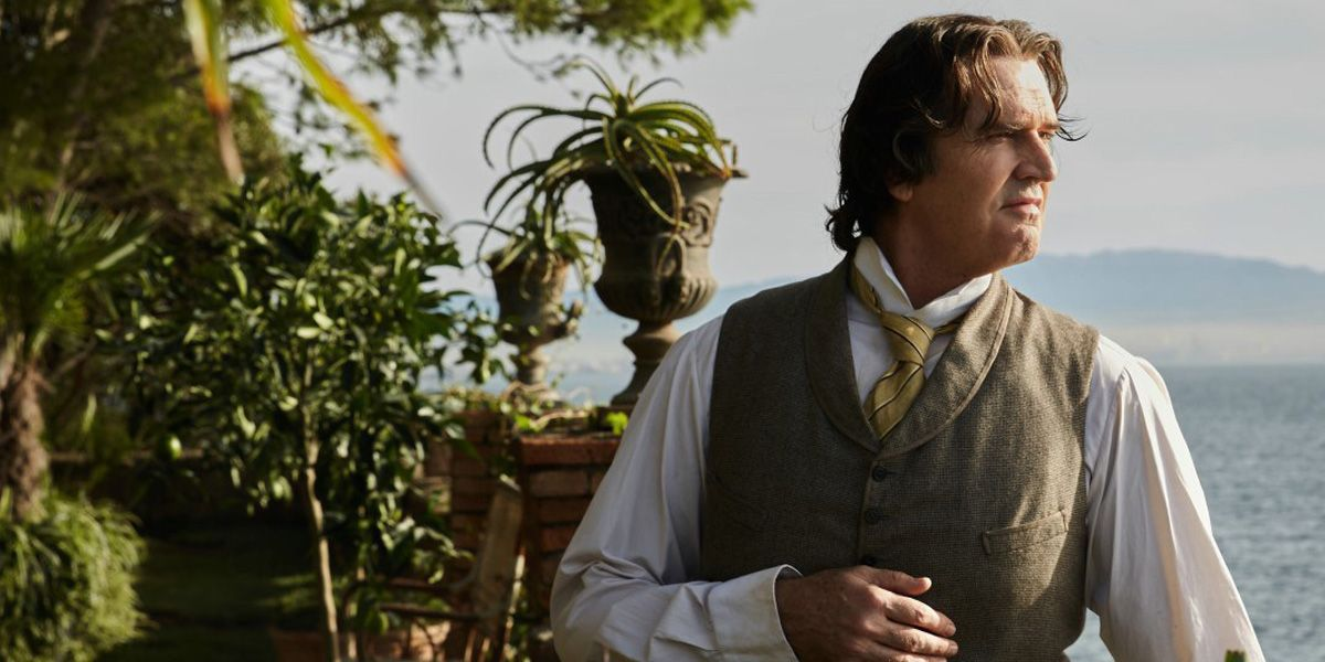 Rupert Everett as Oscar Wilde in The Happy Prince